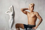 Justin Bieber's Bulge, Kendrick Lamar, FKA twigs & More Star In New Calvin Klein Campaign