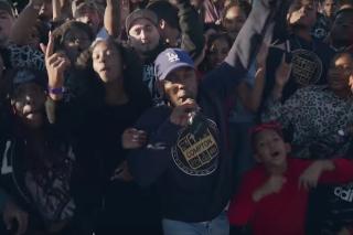 Kendrick Lamar Celebrates Compton In New Grammy Promo: Watch