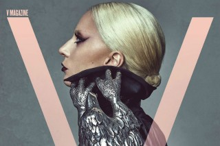 Lady Gaga Covers & Guest Edits 'V' Magazine's Spring Preview Issue