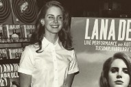 Lana Del Rey Celebrates The Four-Year Anniversary Of Debut LP 'Born To Die'