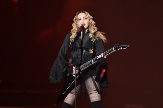 "Madonna Performs ""Take A Bow"" Live For The First Time In Concert: Watch"