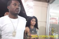 "Meek Mill Features Nicki Minaj In ""The Trillest"" Video: Watch"