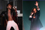 "Rihanna And Miguel Sing The Temptations' ""My Girl"": Watch"