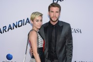 Miley Cyrus Appears To Be Wearing Her Engagement Ring Again: Morning Mix