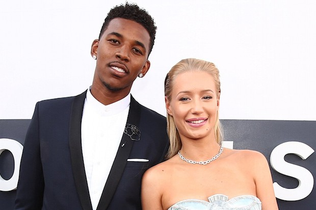 Image: FILE: Iggy Azalea and Nick Young Are Engaged 2014 MTV Video Music Awards - Red Carpet