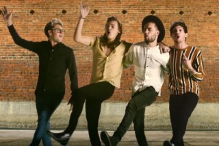 "Watch One Direction Say Farewell (For Now) With ""History"" Video"