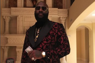 Rick Ross Throws Zen Master-Level Shade At 50 Cent In 'Rolling Stone'