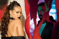 "Rihanna And Drake's ""Work"" Video: Watch Snippets"