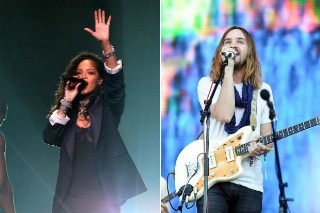 "Tame Impala ""Love"" Rihanna's ""Same Ol' Mistakes"" Cover On 'ANTI'"