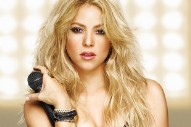 "Shakira Returns With Perky Pop Anthem ""Try Everything"": Listen To Her 'Zootopia' Single"