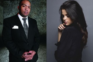 """Timbaland Has Some Kind Words For Selena Gomez: """"She's Gonna Be Big"""""""