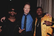 "Watch Ty Dolla $ign Perform ""Saved"" With E-40 On 'Conan'"