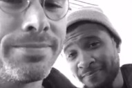 Usher Announces 8th Album 'Flawed' With The Help Of Artist Daniel Arsham