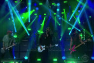 "5 Seconds Of Summer Perform ""Jet Black Heart"" On 'James Corden': Watch"