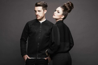 Cardiknox Interview: The Synth-Pop Duo Discuss Making Debut Album 'Portrait' With John Shanks