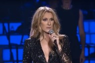 Celine Dion Tearfully Tributes Husband René During First Vegas Show Since His Death: Watch