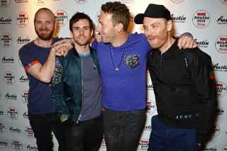 Coldplay's Table Trashed By Bring Me The Horizon, Taylor Beats Kanye At NME Awards
