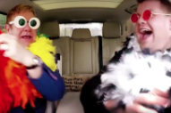 Elton John Revisits Old Classics With James Corden for Carpool Karaoke: Watch