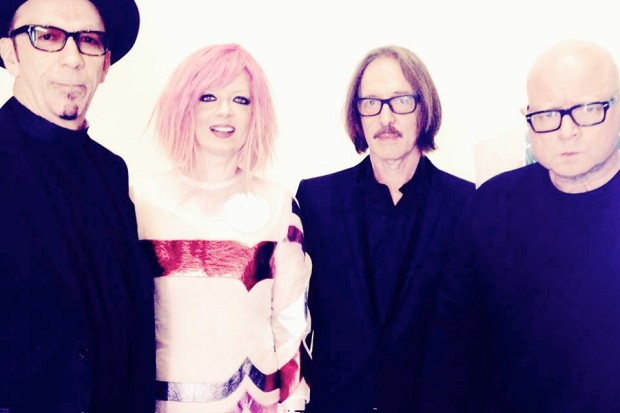 Garbage 2016 new album