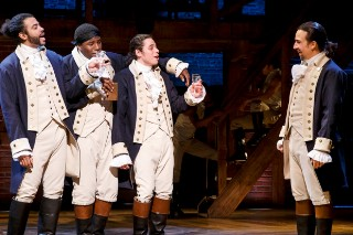 'Hamilton' Cast To Perform During Grammys
