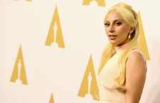 Photos: Lady Gaga At Academy Awards Luncheon