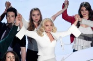 """Watch Lady Gaga's Stunning Academy Awards Performance Of """"Til It Happens To You"""""""