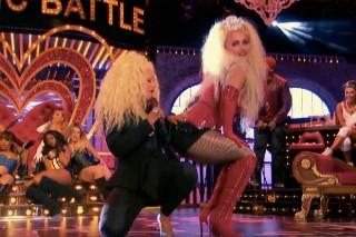 "Hayden Panettiere & Christina Aguilera's ""Lady Maramalade"" Performance On 'Lip Sync Battle': Watch In Full"