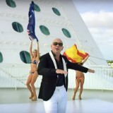 "Pitbull Unveils Tropical ""Freedom"" Video"