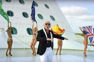 "Pitbull Cruises Through His ""Freedom"" Video: Watch The Magic Unfurl"