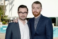 Sam Smith And Jimmy Napes Attend The Academy Awards Nominee Luncheon: 6 Photos
