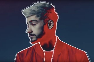 """Sorry, 1D & Bieber: Zayn Tops Singles Chart With """"Pillowtalk,"""" Kicks """"Love Yourself"""" To The Curb"""