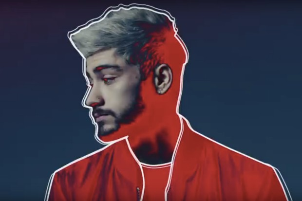 Zayn Malik pillowtalk video