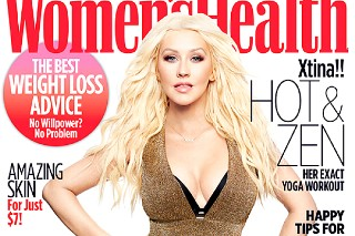 Christina Aguilera Covers 'Women's Health', Talks The Expectations Placed On Moms