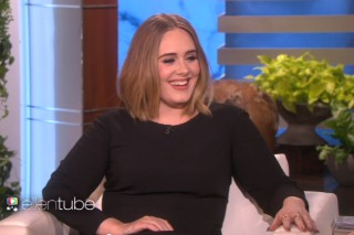 Adele Tells Ellen She Cried All Day After The Grammys Sound Issue: Watch