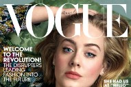 A Regal-Looking Adele Talks Returning To The Spotlight & '25' In 'Vogue': See Photos