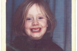 """Adele Reveals Adorable, Literal """"When We Were Young"""" Single Cover Art"""