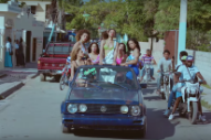 """AlunaGeorge Escapes To An Urban Paradise For Their """"I'm In Control"""" Video: Watch"""