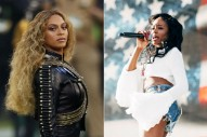 "Azealia Banks Supports Beyoncé's ""Formation,"" Calls Out White Feminists"