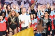 Coldplay, Beyoncé & Bruno Mars' Super Bowl 2016 Halftime Performance: Review Revue