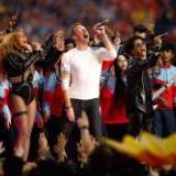 Coldplay, Beyonce & Bruno Mars' Super Bowl Halftime