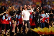 Coldplay, Beyoncé & Bruno Mars Rule 2016 Super Bowl's Halftime Show: Watch