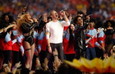 Coldplay, Beyoncé & Bruno Mars' Super Bowl Halftime