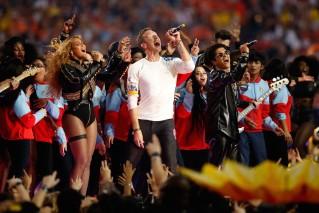 Coldplay, Beyoncé & Bruno Mars Rule 2016 Super Bowl's Halftime Show: Watch