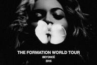 Beyoncé Announces Formation World Tour: See The Teaser & Tour Dates