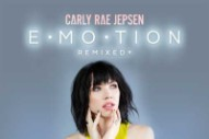 Hear Two Great New Carly Rae Jepsen Songs From 'E•MO•TION Remixed'