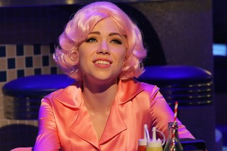 "Carly Rae Jepsen Performs Original Song, ""All I Need Is An Angel,"" On 'Grease: Live': Watch"