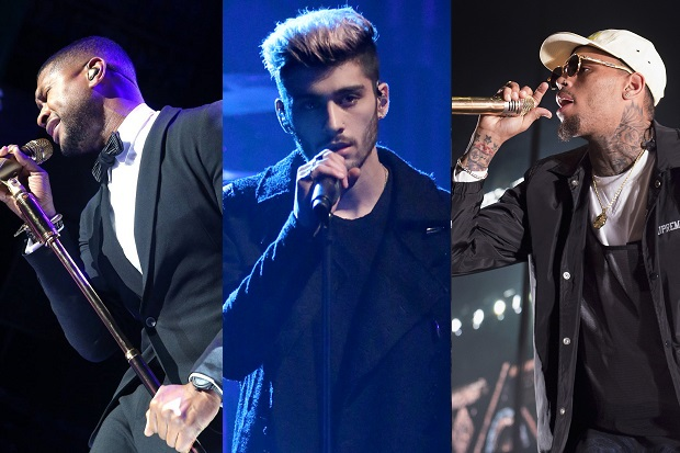 Chris Brown Teases a Zayn Malik Collaboration With New Song Preview