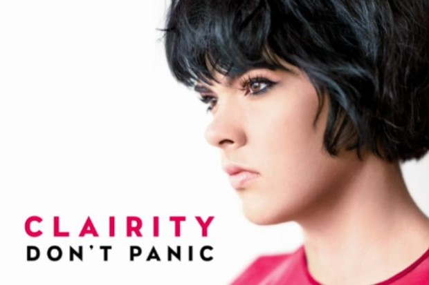 clairity dont panic coldplay cover x men