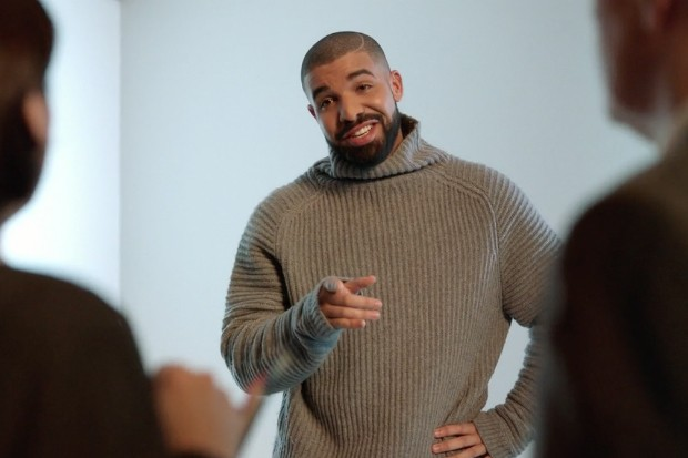 drake super bowl commercial hotline bling