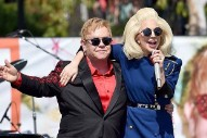 Lady Gaga Joins Elton John At Surprise Los Angeles Concert: Watch